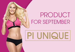 The product for September is PI unique!