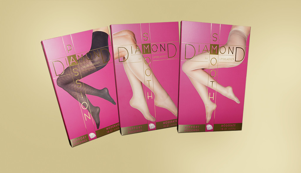 Compressive stockings Diamond